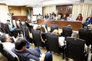 Audiência Pública proposta pela Frente Parlamentar em Defesa do Setor Produtivo. (Foto: assessoria ALRN)
