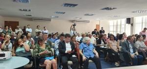 Cerimônia foi realizada no Auditório da Governadoria