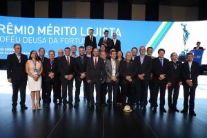 Presidentes FCDL's após pronunciamento do Ministro da Justiça, Sergio Moro.
